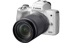 Canon Eos M50 18-150 kit White