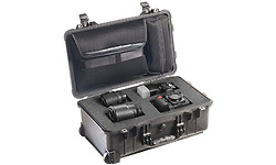 Peli 1510LFC Trolley Case Black