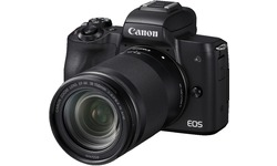 Canon Eos M50 18-150 kit Black