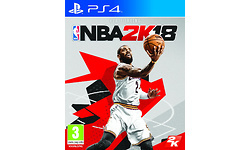 NBA Basketball 2K18 (PlayStation 4)