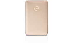 G-Technology G-Drive Mobile USB-C 1TB Gold