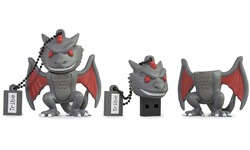 Tribe Game of Thrones Drogon 16GB Grey/ Red