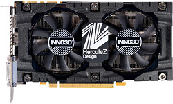 Inno3D GeForce GTX 1070 Twin X2 V4 8GB