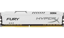 Kingston HyperX Fury White 8GB DDR4-3200 CL18
