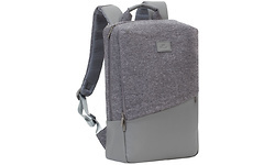 "Rivacase 7960 15.6"" Backpack Grey"