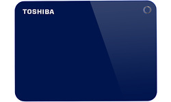 Toshiba Canvio Advance 2TB Blue