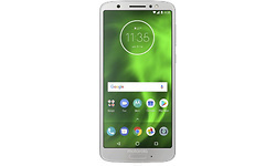 Motorola Moto G6 Silver