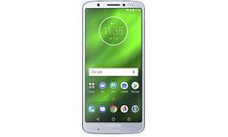 Motorola Moto G6 Plus Silver