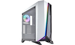Corsair Carbide Omega RGB Window White