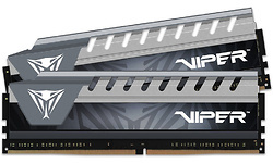 Patriot Viper Elite Black/Silver 16GB DDR4-2666 CL16 kit