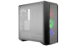 Cooler Master MasterBox Pro 5 RGB Window Black + Controller