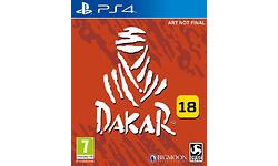 Dakar 18 (PlayStation 4)