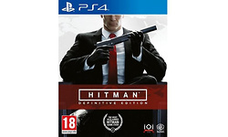 Hitman: Definitive Edition (PlayStation 4)
