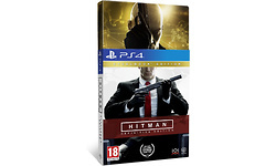 Hitman: Definitive Steelbook Edition (PlayStation 4)