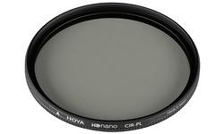 Hoya 58mm Circulair Polarizing HD Nano