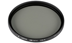Hoya 82mm Circulair Polarizing HD Nano