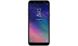 Samsung Galaxy A6+ Purple