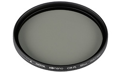 Hoya 62mm Circulair Polarizing HD Nano