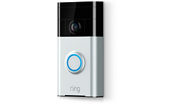 Ring Video Doorbell Silver
