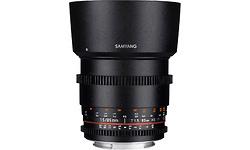 Samyang 85mm f/1.5 VDSLR AS IF UMC II (Samsung NX)