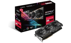 Asus Arez Radeon RX 580 OC Top Edition 8GB