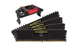 Corsair Vengeance LPX Black 32GB DDR4-4133 CL19 quad kit