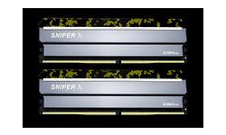 G.Skill Sniper X Camouflage Grey 16GB DDR4-2666 CL19 kit