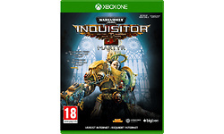Warhammer 40.000: Inquisitor Martyr (Xbox One)
