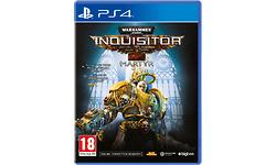Warhammer 40.000: Inquisitor Martyr (PlayStation 4)