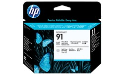 HP 91 Photo Black/Light Grey