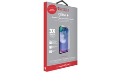 Zagg InvisibleShield Glass+ Case Friendly Screen for Phone X