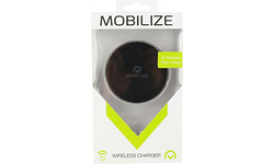 Mobilize Wireless Qi Charger 1.5A Black