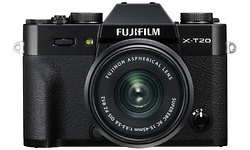 Fujifilm X-T20 15-45 kit Black