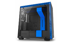 NZXT H700 Matt Black/Blue