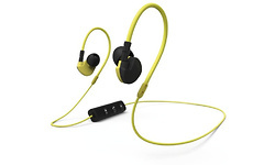 Hama Clip-On Active BT In-Ear Black/ Yellow