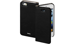 Hama Booklet Guard iPhone 5/5S/SE Black