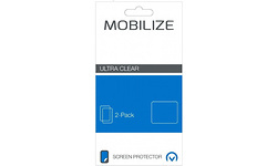 Mobilize iPhone 5S/SE Screenprotector 2-pack