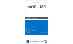 Mobilize Screenprotector Samsung Galaxy S6 Duo Pack