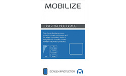 Mobilize Galaxy S7 Glass Edge-to-Edge Black Frame