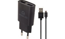 Mobilize Universal AC Power Adapter USB / Micro USB