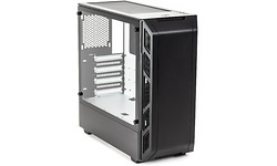 Phanteks Eclipse P350X Tempered Glass Black White