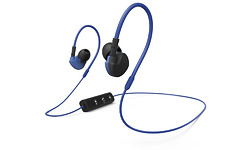 Hama Clip-On Active BT In-Ear Black/Blue