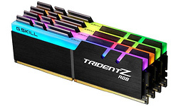 G.Skill Trident Z RGB 64GB DDR4-3733 CL17 quad kit