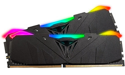 Patriot Viper RGB Black 16GB DDR4-3200 CL16 kit