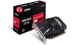 MSI Radeon RX 550 Aero ITX OC 4GB