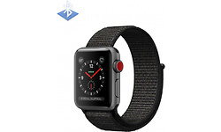 Apple Watch Series 3 42mm 4G Sport Loop Black/Space Grey