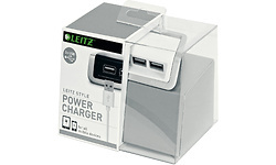 Leitz 3-Port USB Power Charging Station