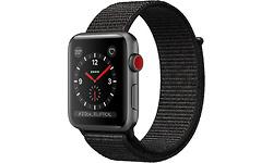 Apple Watch Series 3 4G 38mm Sport Loop Black/Space Grey