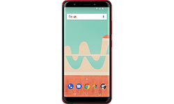 Wiko View Go 16GB Red