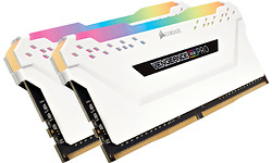 Corsair Vengeance RGB Pro White 16GB DDR4-2666 CL16 kit